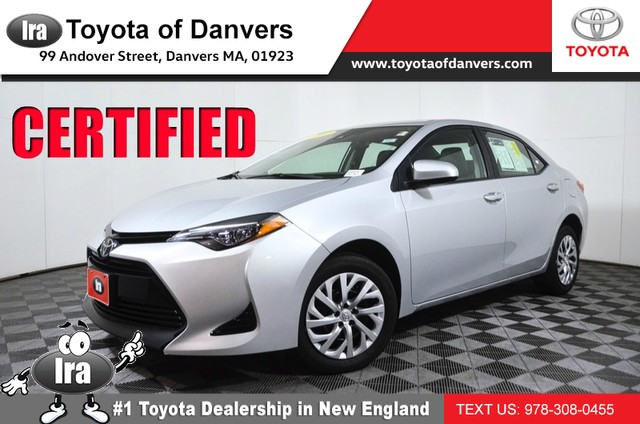 Certified Pre-Owned 2017 Toyota Corolla LE ***CERTIFIED***