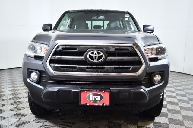 Pre-Owned 2017 Toyota Tacoma SR5 ***CERTIFIED***