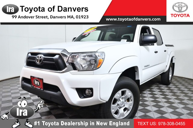 Certified Pre-Owned 2014 Toyota Tacoma SR5