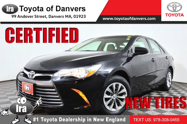 Certified Pre-Owned 2016 Toyota Camry LE ***CERTIFIED***