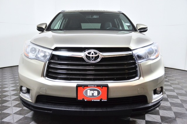 Certified Pre-Owned 2015 Toyota Highlander Limited ***CERTIFIED***