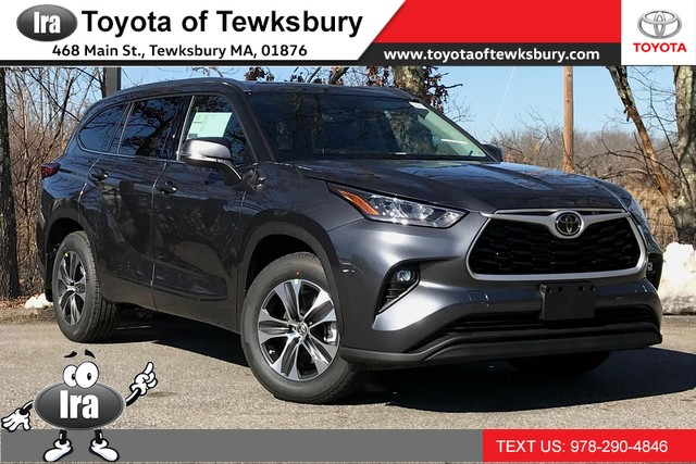 New 2020 Toyota Highlander Xle 4 In Danvers Ls011029 Ira Toyota Of Danvers