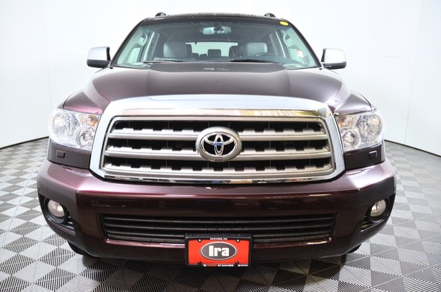 Certified Pre-Owned 2017 Toyota Sequoia Limited ***CERTIFIED***