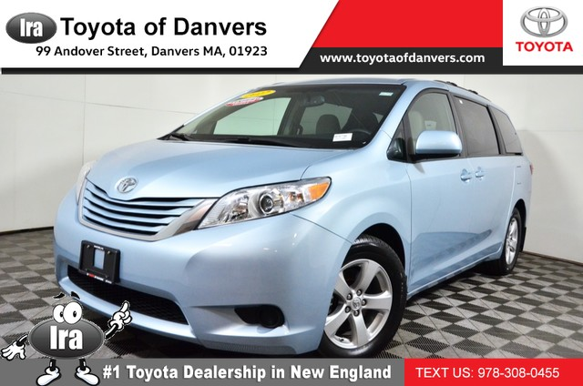Certified Pre-Owned 2017 Toyota Sienna LE Auto Access Seat ***CERTIFIED***