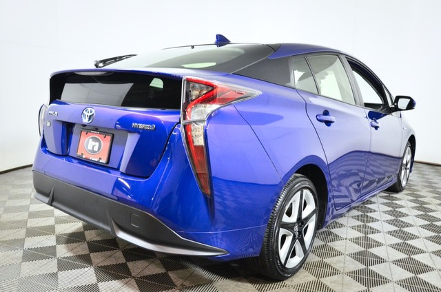 Certified Pre-Owned 2016 Toyota Prius Three Touring ***CERTIFIED***