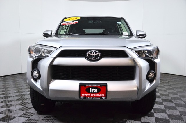 Certified Pre-Owned 2016 Toyota 4Runner SR5 Premium ***CERTIFIED***