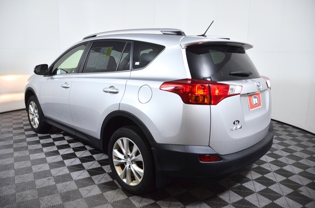 Certified Pre-Owned 2015 Toyota RAV4 Limited ***CERTIFIED***