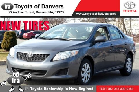 Pre-Owned 2009 Toyota Corolla LE ***NEW TIRES***