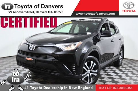 Certified Pre-Owned 2016 Toyota RAV4 LE ***CERTIFIED*** All Wheel Drive SUV - In-Stock