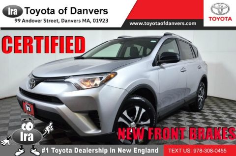Certified Pre-Owned 2017 Toyota RAV4 LE ***CERTIFIED***