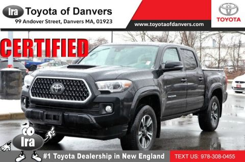 Pre-Owned 2018 Toyota Tacoma TRD Sport ***CERTIFIED***