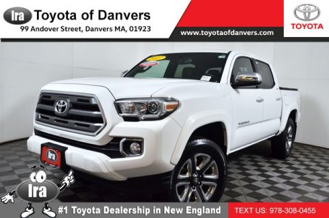 Certified Pre-Owned 2017 Toyota Tacoma Limited ***CERTIFIED***