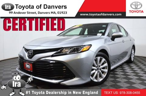 Certified Pre-Owned 2018 Toyota Camry LE ***CERTIFIED*** Front Wheel Drive Sedan - In-Stock