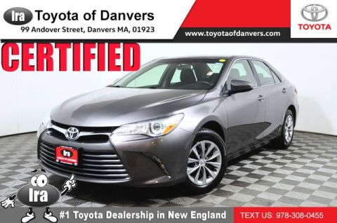 Certified Pre-Owned 2017 Toyota Camry LE ***CERTIFIED*** Front Wheel Drive Sedan - In-Stock