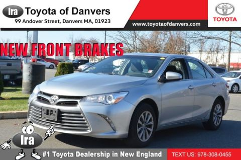 Pre-Owned 2017 Toyota Camry LE ***NEW FRONT BRAKES***