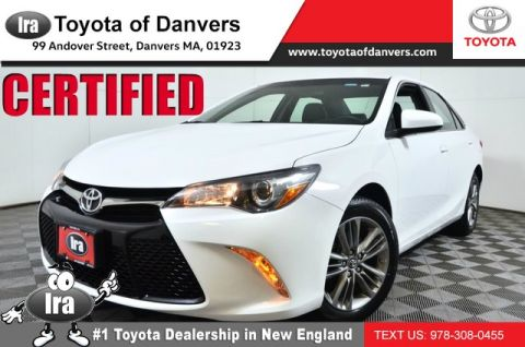 Certified Pre-Owned 2017 Toyota Camry LE ***CERTIFIED***