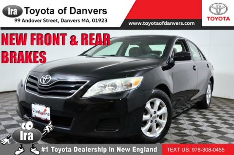 Pre-Owned 2010 Toyota Camry LE ***NEW FRONT & REAR BRAKES***