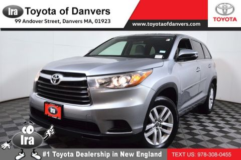 Certified Pre-Owned 2016 Toyota Highlander LE ***CERTIFIED*** All Wheel Drive SUV - In-Stock