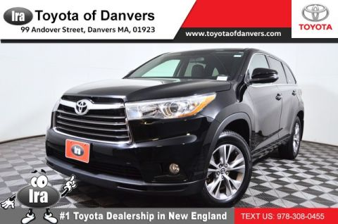 Certified Pre-Owned 2016 Toyota Highlander LE Plus ***CERTIFIED*** All Wheel Drive SUV - In-Stock