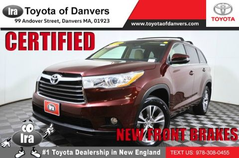 Certified Pre-Owned 2014 Toyota Highlander LE Plus ***CERTIFIED*** All Wheel Drive SUV - In-Stock