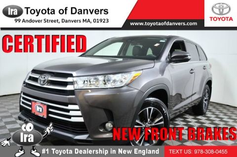 Certified Pre-Owned 2017 Toyota Highlander LE Plus ***CERTIFIED***