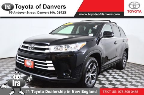 Certified Pre-Owned 2017 Toyota Highlander LE ***CERTIFIED***