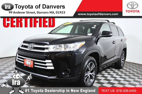Certified Pre-Owned 2017 Toyota Highlander LE ***CERTIFIED*** All Wheel Drive Sport Utility - In-Stock
