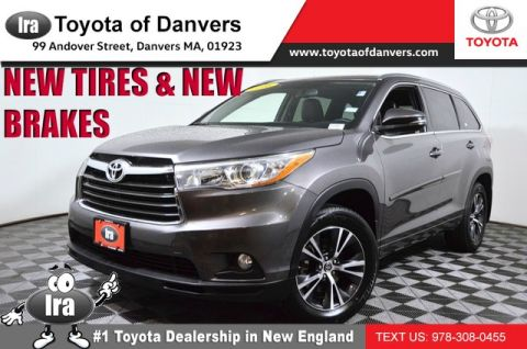 Pre-Owned 2016 Toyota Highlander XLE ***NEW TIRES & NEW BRAKES***