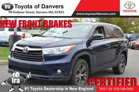 Certified Pre-Owned 2016 Toyota Highlander XLE ***CERTIFIED*** All Wheel Drive SUV - In-Stock