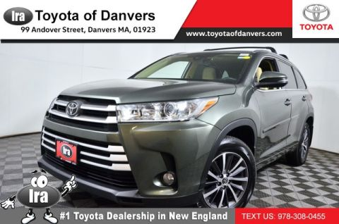 Certified Pre-Owned 2018 Toyota Highlander XLE ***CERTIFIED***