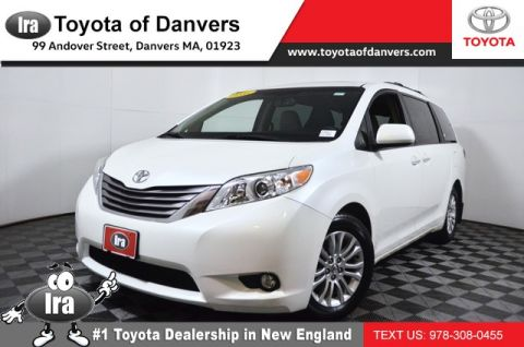 Certified Pre-Owned 2016 Toyota Sienna XLE ***CERTIFIED*** Front Wheel Drive Mini-van, Passenger - In-Stock