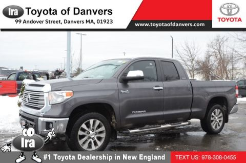 Certified Pre-Owned 2015 Toyota Tundra 4WD Truck LTD