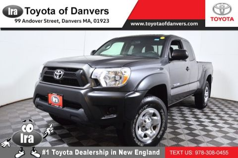 Certified Pre-Owned 2015 Toyota Tacoma SR ***CERTIFIED*** Four Wheel Drive Long Bed - In-Stock