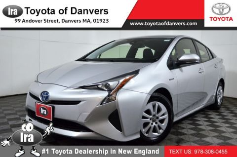 Certified Pre-Owned 2017 Toyota Prius Two ***CERTIFIED***