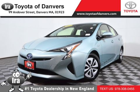 Certified Pre-Owned 2017 Toyota Prius Three Touring ***CERTIFIED*** Front Wheel Drive Hatchback - In-Stock