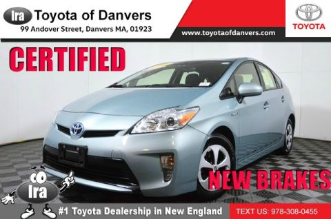 Certified Pre-Owned 2015 Toyota Prius Two ***CERTIFIED*** Front Wheel Drive Hatchback - In-Stock