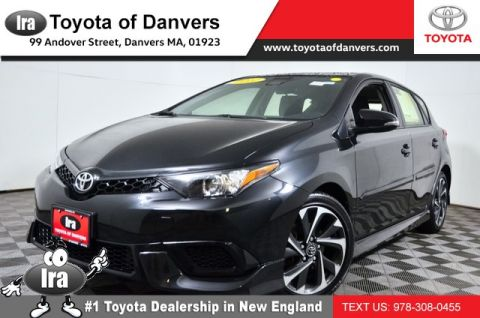 Pre-Owned 2017 Toyota Corolla iM HATCHBACK